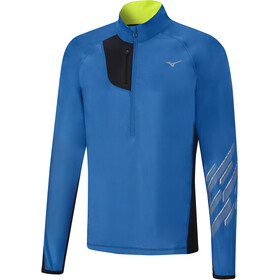 Mizuno Static BT Windtop Jacket Men Directoire Blue/Black